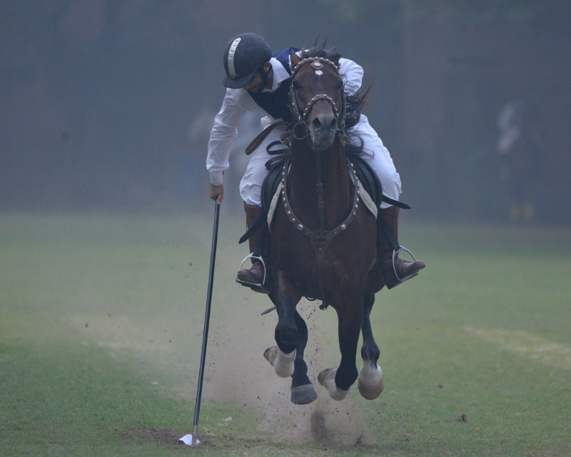 tent pegging & Aitchison tent pegging team to represent Pakistan Under 19 in South ...